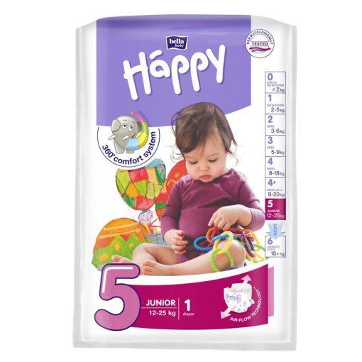Bella Happy Junior pelenka Big Pack (12-25kg) x58