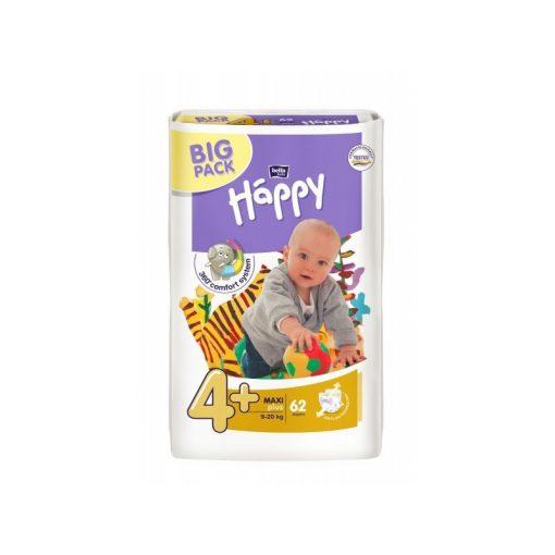 Bella Happy Maxi Plus pelenka (9-20kg) x62