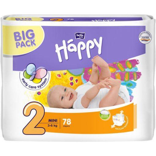 Bella Happy Mini pelenka (3-6kg) x78