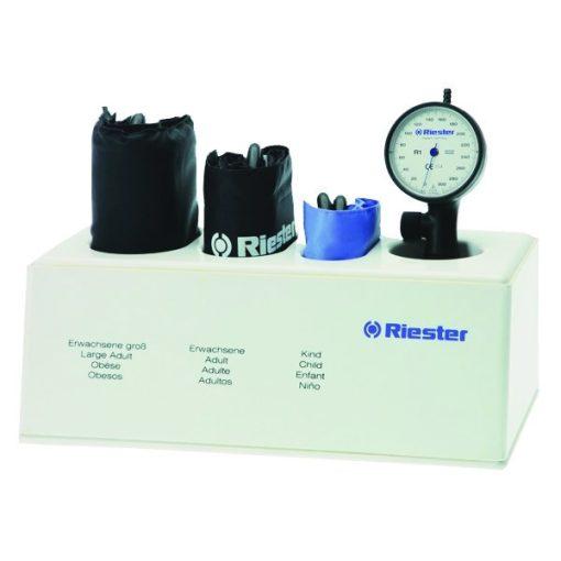 Riester R1 shock-proof set vérnyomásmérő (3 mandzsettával tartóban)
