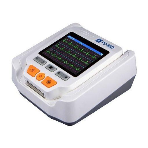 CREATIVE PC-80D EKG készülék - asztali