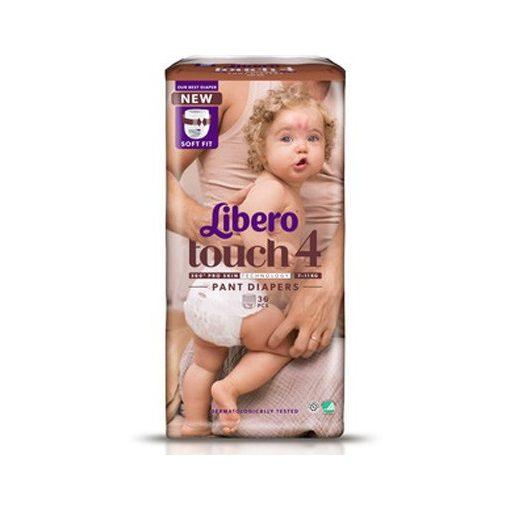Libero Touch 4 bugyipelenka (7-11kg) - 36db