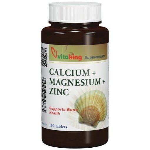Calcium +Magnesium +Zinc 333/133/8 (100db)