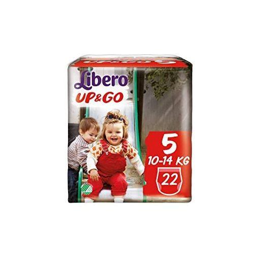 Libero up&go 5 bugyipelenka ( 10-14kg ) - 22db