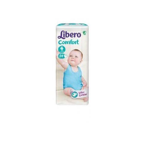 Libero Comfort 4 nadrágpelenka  - 54db