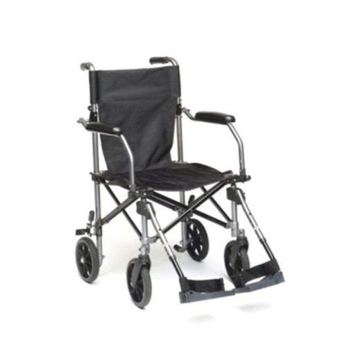 Kerekes szék, alumínium - Travelite