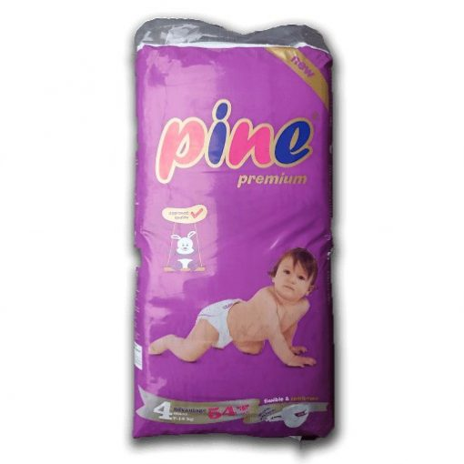 Pine Midi pelenka (4-9kg) - 60db