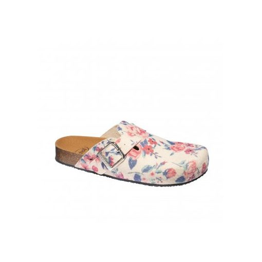 Scholl Greeny Rose papucs