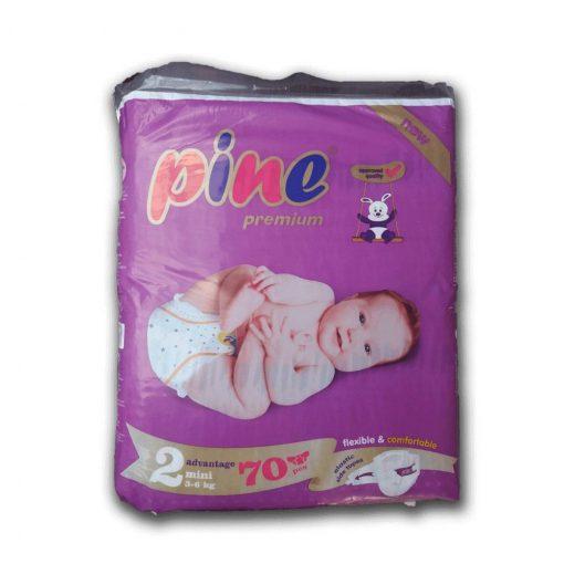 Pine Mini pelenka (3-6kg) - 70db