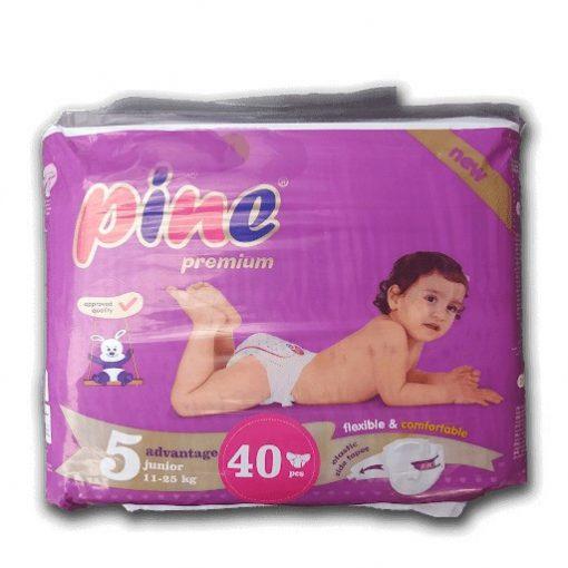 Pine Junior pelenka ( 11-25kg ) - 40db