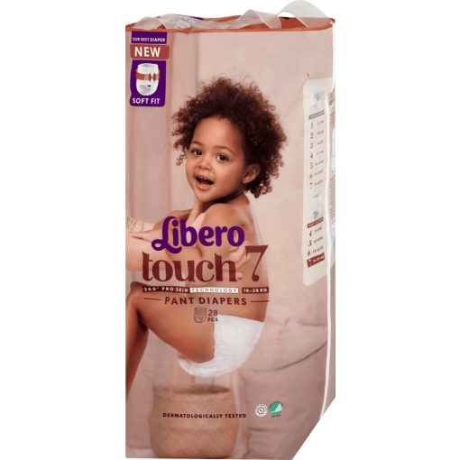 Libero Touch 7 bugyipelenka (16-29kg) - 28db
