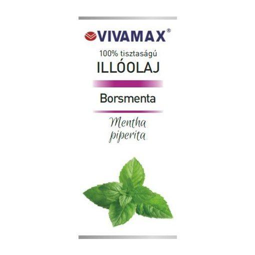 Vivamax Borsmenta illóolaj 10 ml
