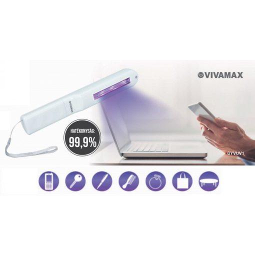 Vivamax sterilizáló/fertőtlenítő - GYVUV1