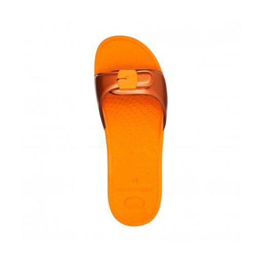 Scholl Sun papucs - Narancs