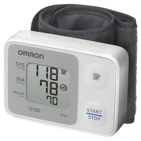 Omron RS2 Intellisense vérnyomásmérő - Csuklós vérnyomásmérő